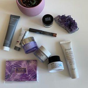 ✨makeup and skincare bundle 9 pieces✨ Sephora